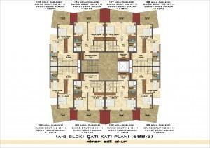 A B ROOF 300x211 leilighet i alanya til salgs 2016 Nye leilighet