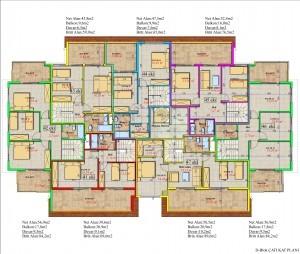 D 3 300x254 leiligheter alanya til salgs Nye Leiligheter