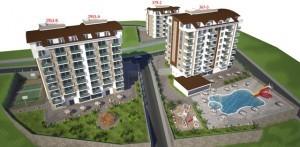 ORp 6 6 300x147 Leilighet til salgs Alanya   Leiligheter fra 55 til 143 m²