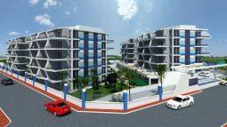 leilighet i alanya til salgs 2016 Nye leilighet