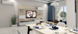 Nye boligprosjekt Alanya Tyrkia
