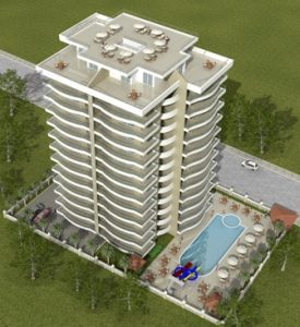 03 275x300 Penthouse leilighet Mahmutlar med fantastisk havutsikt. 70 kvm takterrasse.