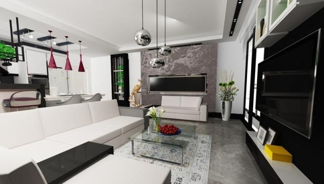 Best00023 luksusleilighet på stranden med 2 soverom,  i Mahmutlar Alanya