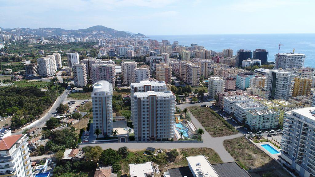 1 1024x576 Ny leilighet Alanya | Nytt Boligprosjekt Mahmutlar