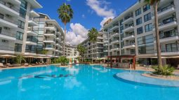 Ny bolig / leiligheter / Alanya  Mahmutlar