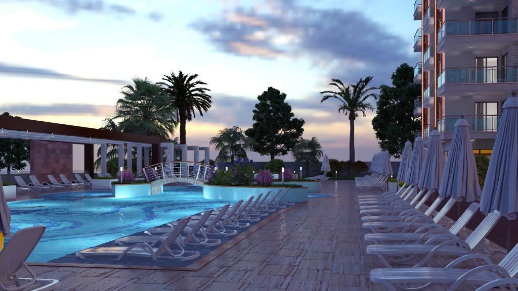 13 1024x576 Ny leilighet Alanya | Nytt Boligprosjekt Mahmutlar
