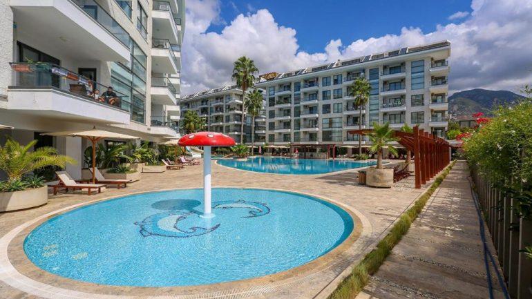 Nye leiligheter i Alanya    Velkommen på visning