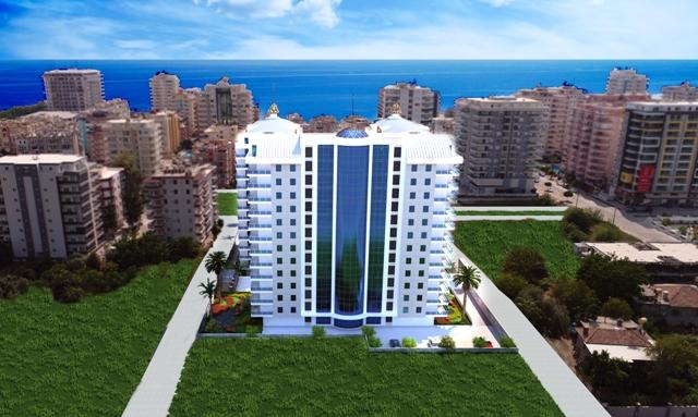 alara 2 Ny leilighet Alanya | Nytt Boligprosjekt Mahmutlar Alanya