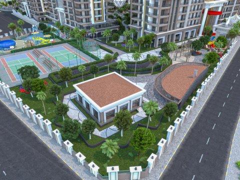 Ny leilighet på Alanya