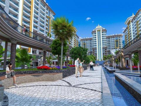 33 Ny leilighet på Alanya  | Over 50% solgt. Mange lekre å