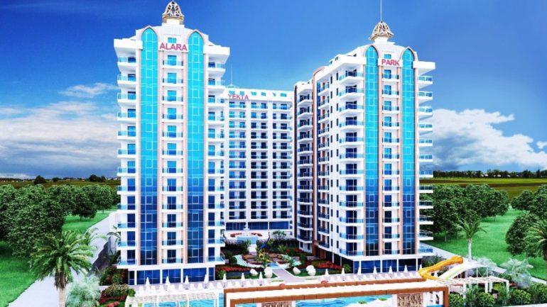 Selge leilighet Alanya ? – Fast, lav pris bolig